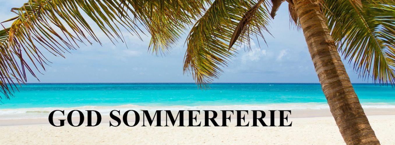 God sommerferie